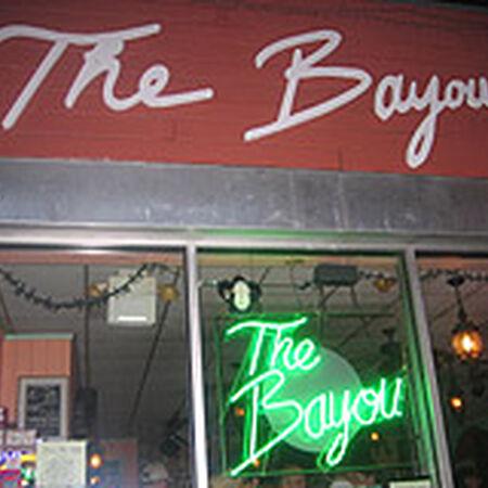 06/01/06 Bayou Restaurant, Mount Vernon, NY