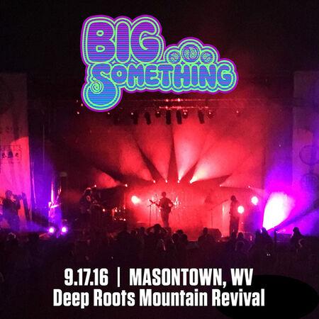 09/17/16 Deep Roots Mountain Revival, Masontown, WV