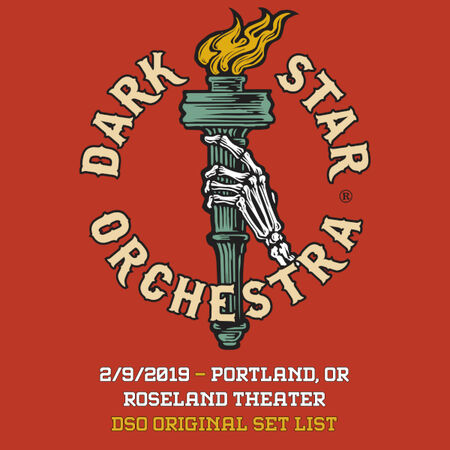 02/09/19 Roseland Theater, Portland, OR