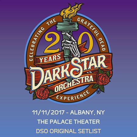 11/11/17 The Palace Theatre , Albany, NY