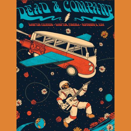 11/08/19 Hampton Coliseum, Hampton, VA