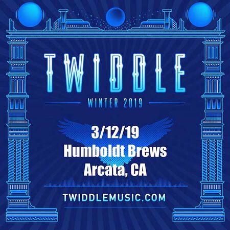 03/12/19 Humboldt Brews, Arcata, CA