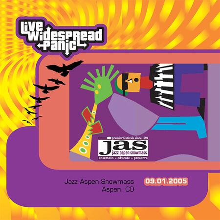 09/01/05 Jazz Aspen Snowmass, Aspen, CO