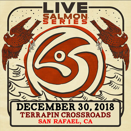 12/30/18 Terrapin Crossroads, San Rafael, CA