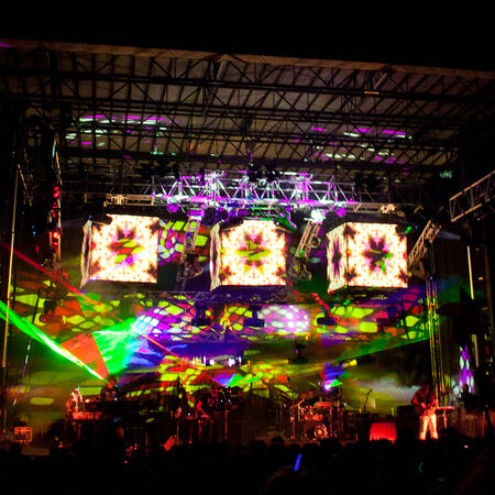 07/08/11 Camp Bisco X, Mariaville, NY