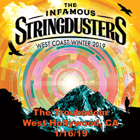 01/16/19 The Troubadour, West Hollywood, CA