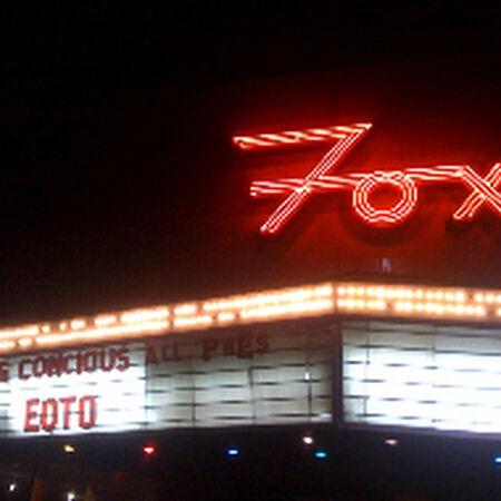 02/28/09 Fox Theatre, Boulder, CO
