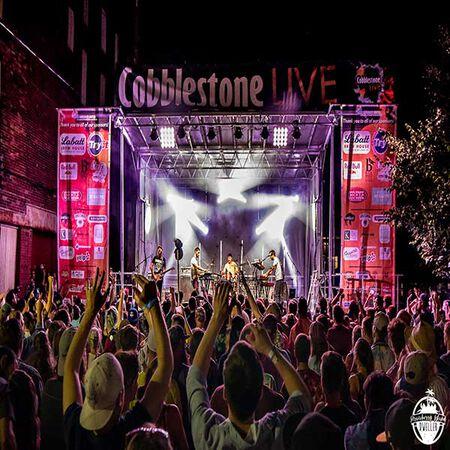 08/02/19 Cobblestone Live, Buffalo, NY