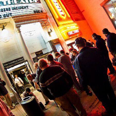 12/04/11 Orpheum Theatre, Boston, MA
