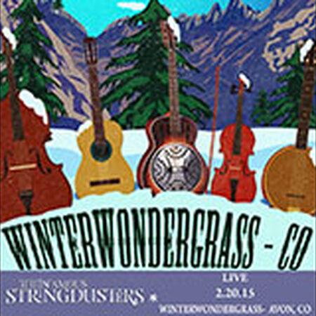 02/20/15 Winter Wondergrass, Avon, CO