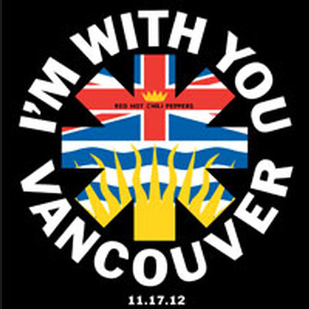 11/17/12 Rogers Arena, Vancouver, BC