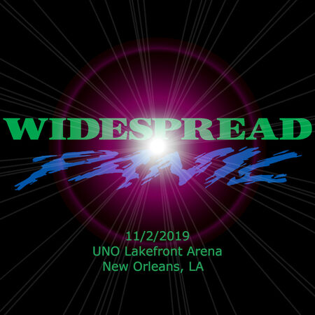 11/02/19 UNO Lakefront Arena, New Orleans, LA