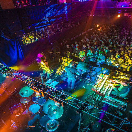 01/20/18 Chameleon Club, Lancaster, PA