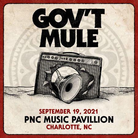 09/19/21 PNC Music Pavilion, Charlotte, NC