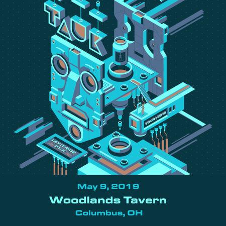 05/09/19 Woodlands Tavern, Columbus, OH