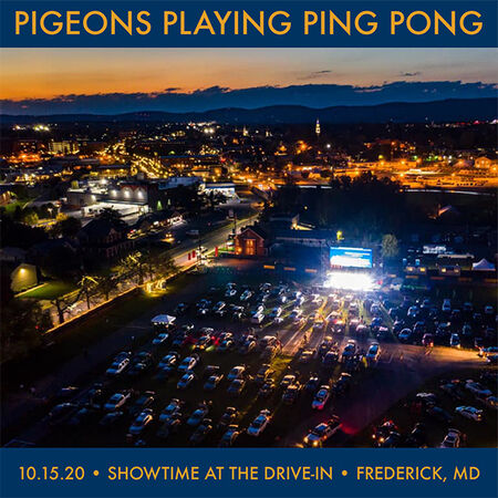 10/15/20 Showtime At The Drive In, Frederick, MD