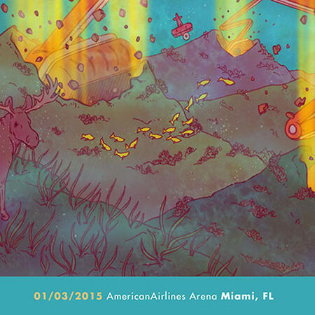 01/03/15 AmericanAirlines Arena, Miami, FL