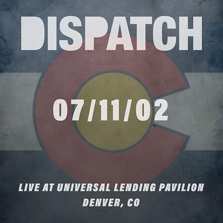 07/11/02 Universal Lending Park, Denver, CO