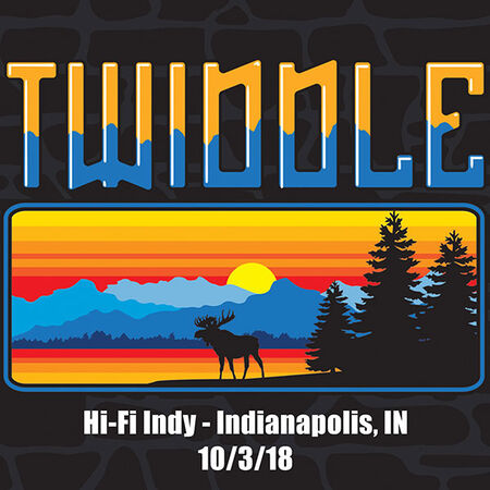 10/03/18 HI-FI Indianapolis, Indianapolis, IN