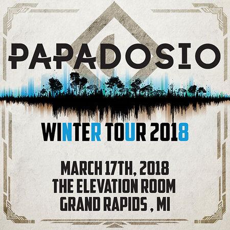03/17/18 The Elevation Room, Grand Rapids, MI
