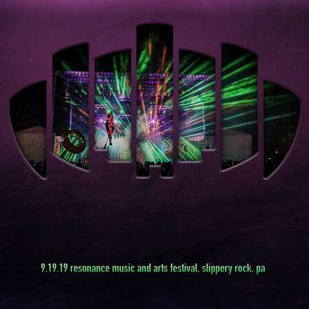 09/19/19 Resonance Music & Arts Festival, Slipper Rock, PA