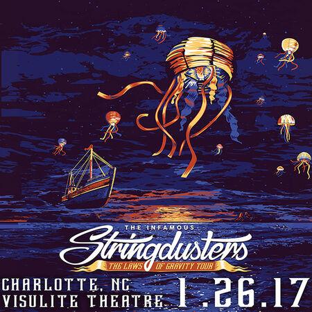 01/26/17 Visulite Theater, Charlotte, NC