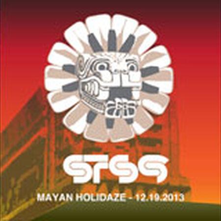 12/19/13 Mayan Holidaze, Puerto Morelos, MX