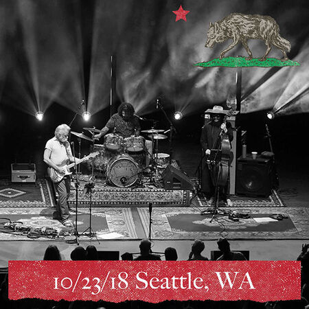 10/23/18 Moore Theater, Seattle, WA
