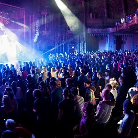 12/03/11 United Palace, New York, NY