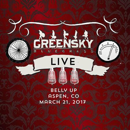 03/21/17 Belly Up, Aspen, CO