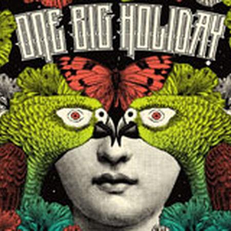 01/26/14 Hard Rock Hotel, One Big Holiday, MX