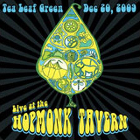 12/20/09 Hopmonk Tavern, Sebastopol, CA