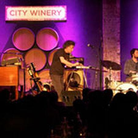08/10/13 City Winery, New York, NY
