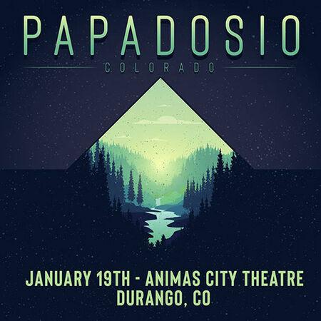 01/19/19 Animas City Theater, Durango, CO