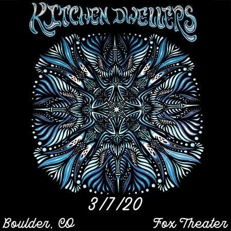 03/07/20 Fox Theatre, Boulder, CO