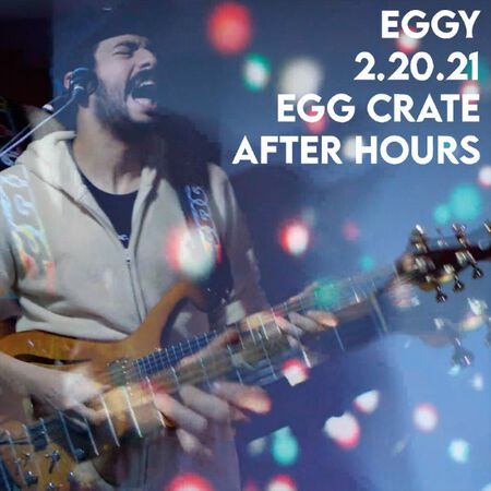 02/20/21 Live From The Egg Crate, The Egg Crate, CT