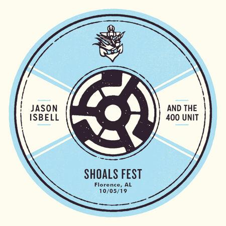 10/05/19 Shoals Fest, Florence, AL