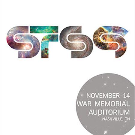 11/14/15 War Memorial Auditorium, Nashville, TN