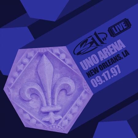 09/17/97 UNO Arena, New Orleans, LA