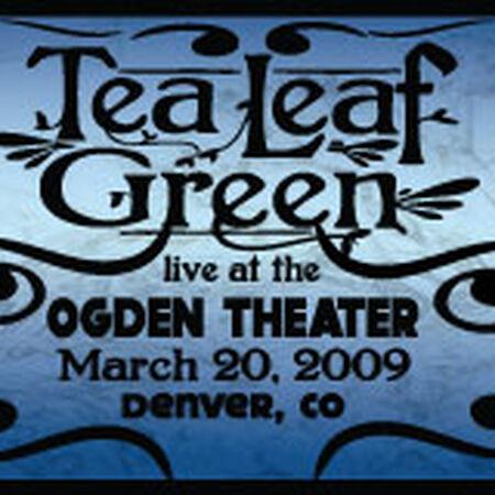 03/20/09 Ogden Theater, Denver, CO