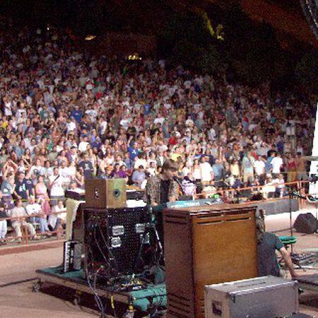 07/02/05 Red Rocks Amphitheatre, Morrison, CO