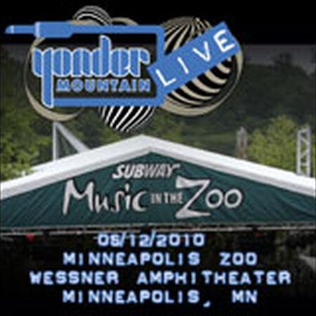 06/12/10 Wessner Amphitheater, Minneapolis, MN