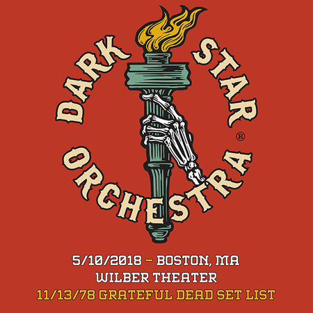 05/10/18 Wilbur Theater, Boston, MA