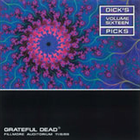 11/08/69 Dick's Picks, Vol.  16: Fillmore Auditorium , San Francisco, CA
