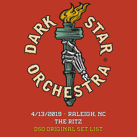 04/13/19 The Ritz, Raleigh, NC