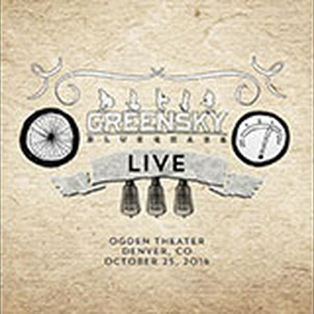 10/25/14 Ogden Theatre, Denver, CO