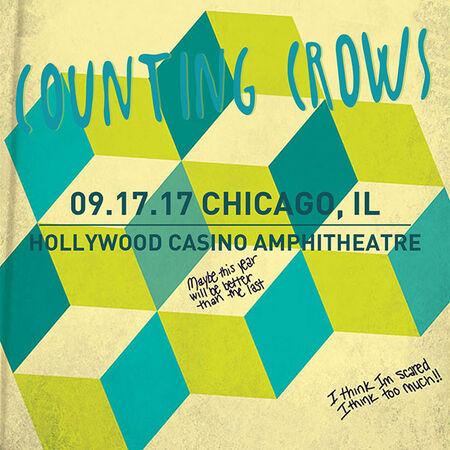 09/17/17 Hollywood Casino Amphitheatre, Chicago, IL