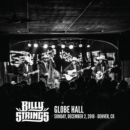 12/02/18 Globe Hall, Denver, CO