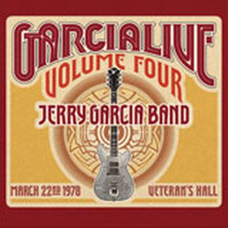 03/22/78 [HD MQS] GarciaLive Vol. 4 - Veterans Hall, Sebastopol, CA