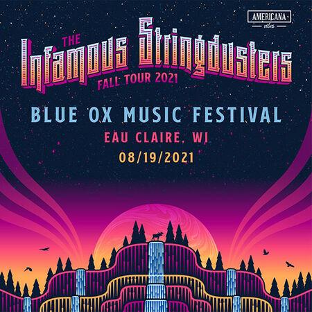 08/19/21 Blue Ox Music Festival, Eau Claire, WI
